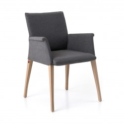 Chaise Pure Deco Accoudoirs...