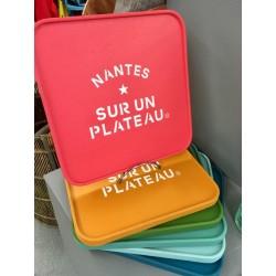 Plateau carré Nantes