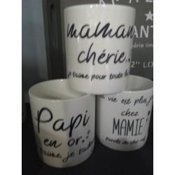Mug à texte Sophie Janière