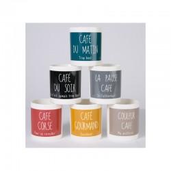 Mug Café gourmand Sophie...