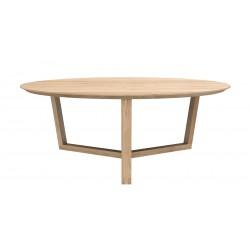Table basse Tripod chêne