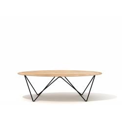 Table basse Orb chêne