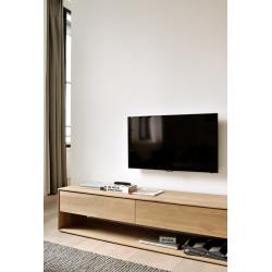 Meuble TV chêne Nordic