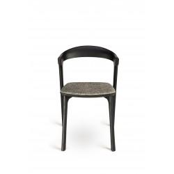 Chaise Bok avec coussin...