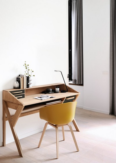 bureau design retro ethnicraft