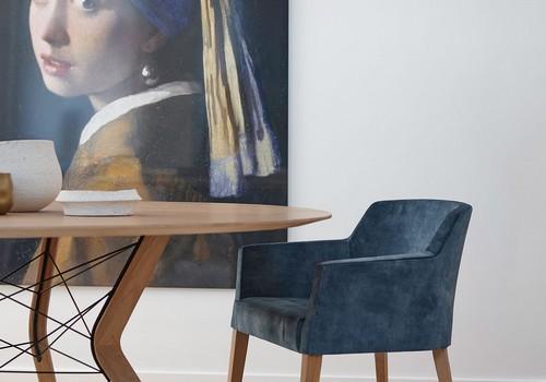fauteuil de table chaise tendance