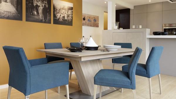 fauteuil de table kali mobitec